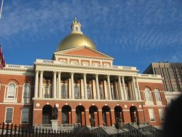 Boston State House 2 by hosmer23