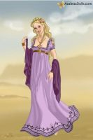 Rapunzel Of The Rome by AnneMarie1986