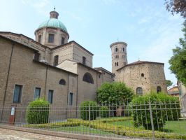 Ravenna Cathedral by photodash