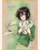 Nabari No Ou - My Wish by zeroislove
