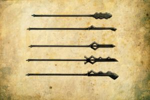 Forodren Auth: Dwarven Weapons 1 by Meanor