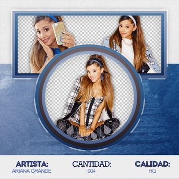 Pack png 133 // Ariana Grande. by ExoticPngs