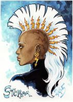 Storm by Candra