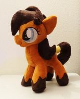 Filly Honey Drop Plushie by AppleDew