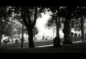 sacred burial ground by doubledeezy