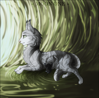 Moon one - Somewhere, through the reeds by Phoenix-Brul-Plum