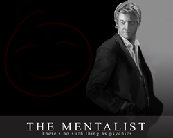 Patrick Jane - There's No Such Thing As Psychics by CarlosArthur