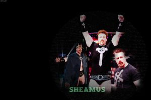 Sheamus Wallpaper by Tiff-toff