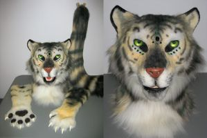 Artistic Liberty Tiger Partial by MaewynShadowtail