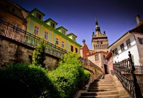Sighisoara by Dianisiss