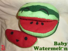 Baby Watermelon by adnileb