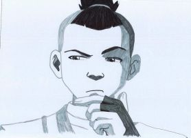 Sokka thinks... by suninthedark