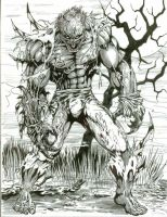 Demon inked by me by -vassago-