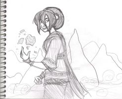 Toph Will Rock You by Kelev