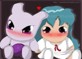 .:Dolls Cane Be In Love:. by sandrake