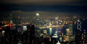 Hong Kong: SAR of China by SunsetSilence