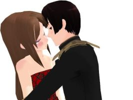 APH: .: Our Last Kiss:. by thebigblackdevil5