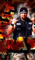 Bully Ray 2 by RedScar07
