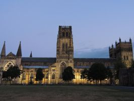 Durham Cathedral by MisterLoJo