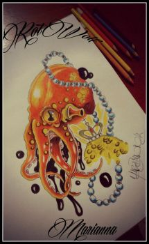 Pulpo by rotwolf93