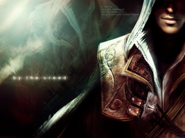 By the Creed -wallpaper- by Nisshoku-art