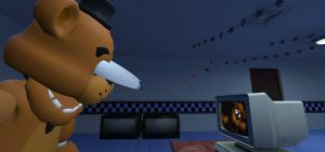 Weekend at Freddy's: Playing Your Own Game by Battledroidunit047