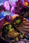 Turtle and Glyph by Anothen