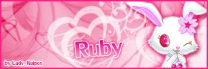 sign ruby jewelpet by LadyNaipes