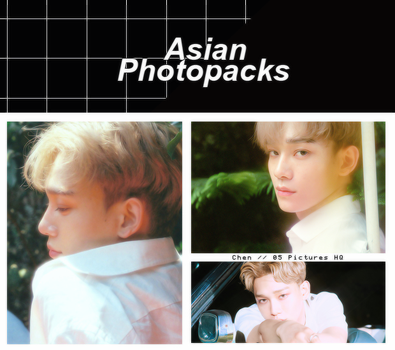Photopack 1524 // Chen (EXO) (THE WAR). by xAsianPhotopacks