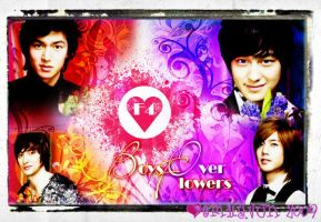 Boys Over Flowers by eMiLy91