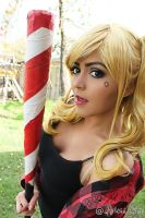 Casual Harley Quinn Cosplay by W0lfieRose