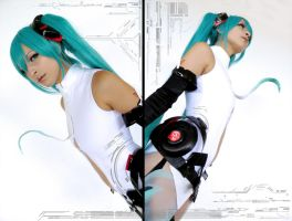 Hatsune Miku Append - Solid by Aicosu