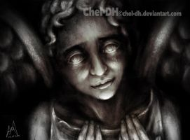 Weeping Angel by Chel-DH
