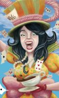 Mad mad hatter by VanoX