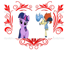 Twilight and Keldeo by TheBestGamer100