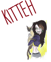 KITTEH! by sillybilly13