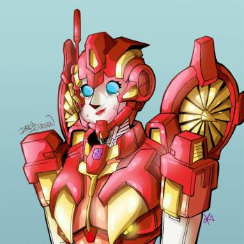 red Nautica by TheButterfly