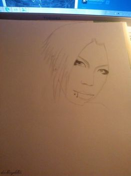 WIP Aoi-Filth in the Beauty by StarlessNight3