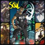 The Soul Heroes by WinstonWilliams
