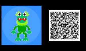 Freakyforms: Gloat QR Code by nintendolover2010