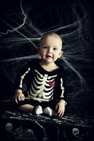 Skelebaby by ScarahScrewdriveR