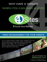 4-Sites Ad by FrozenPinky