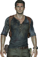 Uncharted 4 - A Thief's End - Render by Ashish-Kumar