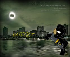 Batcolt in the Night by batman718