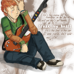 SP- Teardrops on My Guitar by SpiritLeTitan