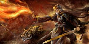 Chinese Warriors 6 by Tommmyboy