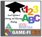 Literacy and Numeracy Academy Game-Fi by LevelInfinitum