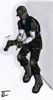 SWAT Guy by Bad-People