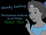 The Supreme Authority on Peter Pan by JessiPan