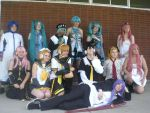 Vocaloid gathering by Iamcloiegirl12